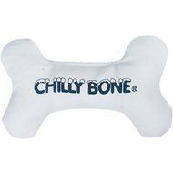 Multipet Chilly Bone Dog Chew Toy, Color Varies, Small