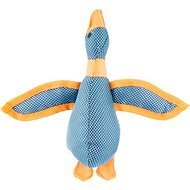 Multipet Dazzle Ducks Dog Toy, Color Varies, 13-inch