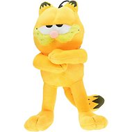 Multipet Garfield Dog Toy, 10-in