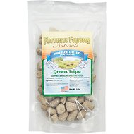 Ferrera Farms Green Tripe Freeze-Dried Dog Treats, 2-oz bag