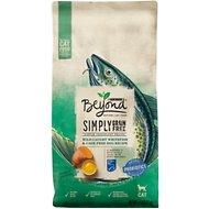 Purina Beyond Grain-Free Ocean Whitefish & Egg Recipe Dry Cat Food, 5-lb bag