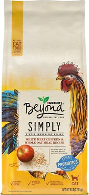 9. Purina Beyond Simply Chicken & Oatmeal