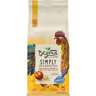 Purina Beyond Simply White Meat Chicken & Whole Oat Meal Recipe Dry Cat Food, 6-lb bag
