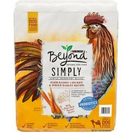 Purina Beyond Simply 9 White Meat Chicken & Whole Barley Recipe Dry Dog Food, 15.5-lb bag