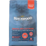 Blackwood Chicken Meal & Field Pea Recipe Grain-Free Dry Cat Food, 13.22-lb bag