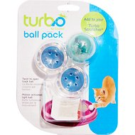 Bergan Turbo Assorted Ball Cat Toy Pack