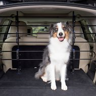 Solvit Deluxe Tubular Car Barrier for Dogs