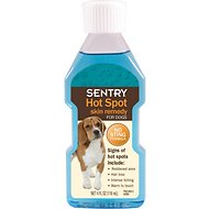 Sentry HC Dog Hot Spot Skin Medication for Dogs, 4-oz bottle