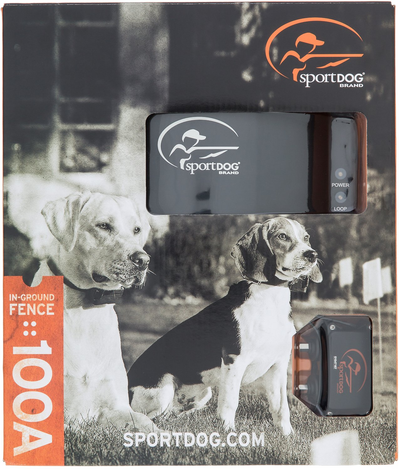 Sportdog Sdf 100a In Ground Fence System For Dogs Chewy Com