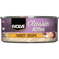 Evolve Kitten Formula Canned Cat Food, 5.5-oz, case of 24