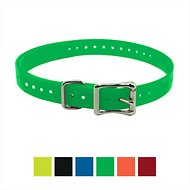 SportDOG Replacement Strap Dog Collar, Green, 1-in