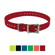 SportDOG Replacement Strap Dog Collar, Red, 1-in