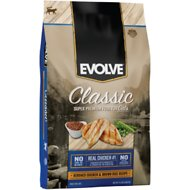 Evolve Classic Deboned Chicken & Brown Rice Recipe Dry Cat Food, 15-lb bag