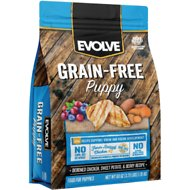 Evolve Puppy Formula Dry Dog Food, 3.75-lb bag