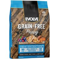 Evolve Classic Deboned Chicken & Brown Rice Puppy Recipe Dry Dog Food, 14-lb bag