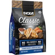 Evolve Classic Deboned Chicken & Brown Rice Recipe Dry Dog Food, 4-lb bag