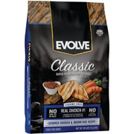 Evolve Classic Deboned Chicken & Brown Rice Recipe Dry Dog Food, 30-lb bag
