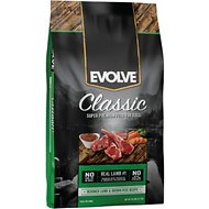 Evolve Deboned Lamb & Brown Rice Recipe Dry Dog Food, 28-lb bag