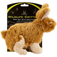 Hyper Pet Wildlife Critter Dog Toy, Rabbit