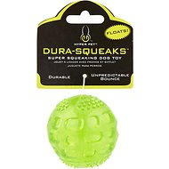Hyper Pet Dura-Squeaks Dog Chew Toy, Ball