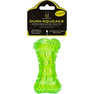 Hyper Pet Dura-Squeaks Dog Chew Toy, Bone