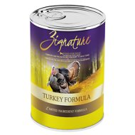 Zignature Turkey Limited Ingredient Formula Grain-Free Canned Dog Food, 13-oz, case of 12