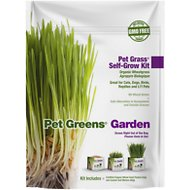 Bellrock Growers Pet Greens Self Grow Garden Pet Grass, 3-oz bag
