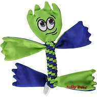 Jolly Pets Flatheads Dog Toy, Color Varies, Small