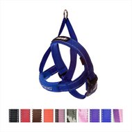 EzyDog Quick Fit Dog Harness, Blue, Large