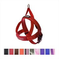 EzyDog Quick Fit Dog Harness, Red, Large