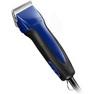 Andis Excel 5-Speed Detachable Blade Pet Clipper, Indigo Blue