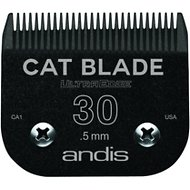 Andis EGT UltraEdge Detachable Blade, Green, 1/50-in