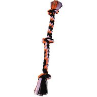 Mammoth Cottonblend 3 Knot Dog Rope Toy, Color Varies, Large