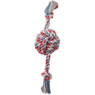 Mammoth Monkey Fist Ball & Rope Ends Dog Toy, Large