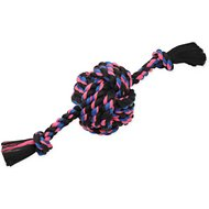 Mammoth Monkey Fist Ball & Rope Ends Dog Toy, Jumbo
