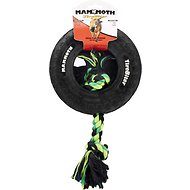 Mammoth TireBiter Tire & Rope Dog Toy, Medium