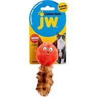 JW Pet Cataction Squirrel Cat Toy