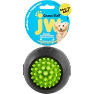 JW Pet Grass Ball Dog Toy, Color Varies, Large