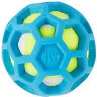 JW Pet ProTEN Hol-ee Roller Dog Toy, Mini