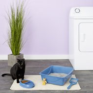 Petmate Litter Pan Starter Cat Kit