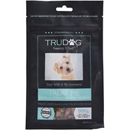 TruDog Treat Me Gourmet Gobbler Turkey Freeze-Dried Raw Dog Treats, 2.5-oz bag