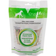 Vetoquinol Vet Solutions Enzadent Oral Care Dog Chews, Petite