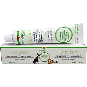 Vetoquinol Vet Solutions Enzadent Enzymatic Poultry-Flavored Toothpaste