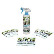 Piddle Place Bio+ Treatment Turf Pad Maintenance for Dogs & Cats, Combo Pack