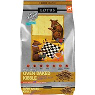 Lotus Oven-Baked Senior Small Bites Recipe Dry Dog Food, 12.5-lb bag
