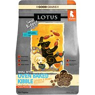 Lotus Oven-Baked Chicken Small Bites Recipe Puppy Dry Dog Food, 5-lb bag