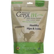 Response Products Advanced Cetyl M Joint Action Formula Powdered Large Dog Supplement, 1.2-lb pouch