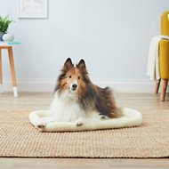 Carlson Pet Products Fleece Dog & Cat Bed, Medium