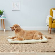 Carlson Pet Products Fleece Dog & Cat Bed, Large