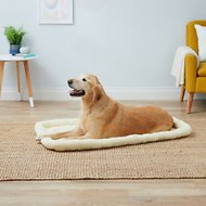 Carlson Pet Products Fleece Dog & Cat Bed, X-Large